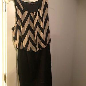 Plus size dress